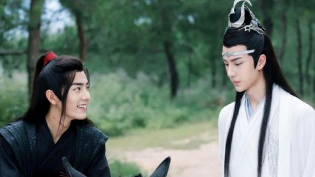 Proof Untamed Stars Xiao Zhan And Wang Yibo Are Besties Irl Too Hotpot Tv Watch Chinese Taiwanese And Hk Tv Shows For Free